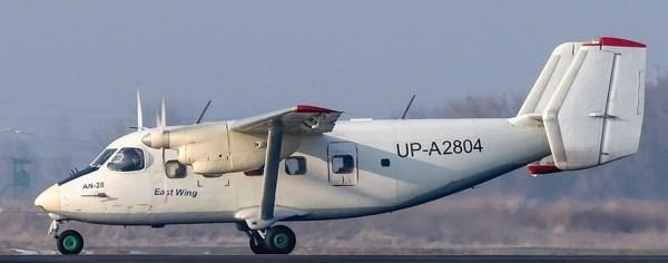 В Казахстане потерпел крушение самолет Ан-28, погибли все ...
