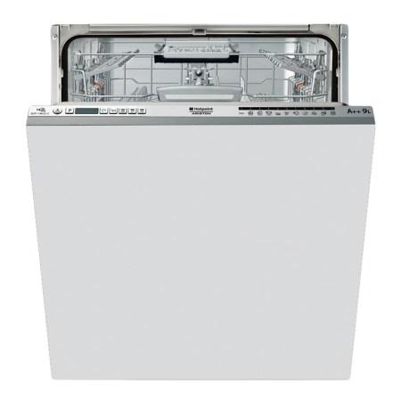 Masina de spalat vase incorporabila Hotpoint ELTF 11M121 C EU, 14 Seturi, 11 Programe, Clasa A++, 60 cm, Display digital