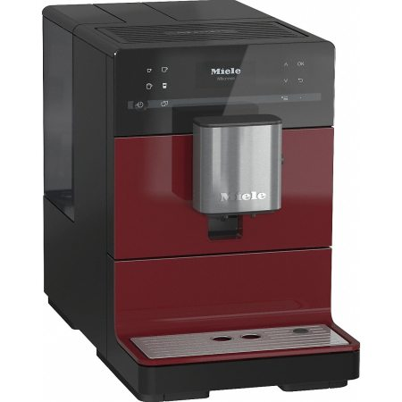 Espressor automat Miele CM 5300 Tayberry Red, 1500 W, 1.3L, Negru/Rosu
