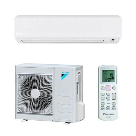 Aparat de aer conditionat Daikin FTXB60C-RXB60C Inverter 21000 BTU, Clasa A+, Programator Saptamanal, Filtru Fotocatalitic, Mod Confort, Mod Putere