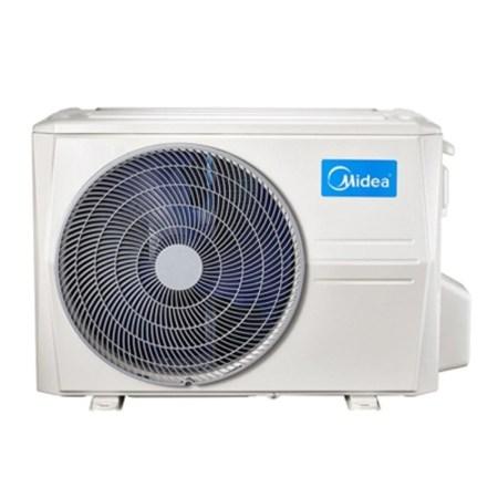 Aparat de aer conditionat Midea Blanc, 12000 BTU, Clasa A++, iECO Mode, Follow Me, Sistem dublu purificare