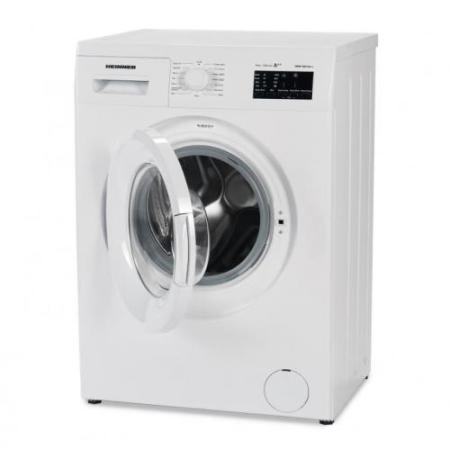 Masina de spalat rufe Heinner HWM-V8214A++, 8KG, 1400 RPM, Display LED, Clasa A++, Alb