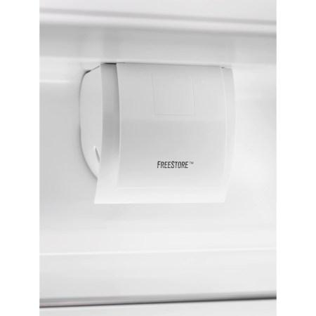Combina frigorifica Electrolux EN3854MOX, 349 l, Clasa A++, H 201 cm, Display, Touch control, Inox antiamprenta