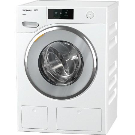 Masina de spalat rufe Miele WWV 980 WPS, 9kg, 1600 rpm, Control M Touch, Wifi Conn@ct, Pwash 2.0, TwinDos XL, SteamCare, Clasa A+++, Alb