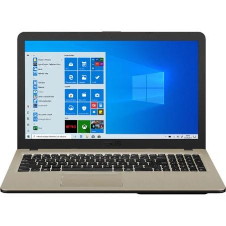 "Laptop ASUS VivoBook X540UB cu procesor Intel® Core™ i3-7020U 2.30 GHz, Kaby Lake, 15.6"", Full HD, 4GB, 1TB, NVIDIA GeForce MX110 2GB, Microsoft Windows 10, Chocolate Black"