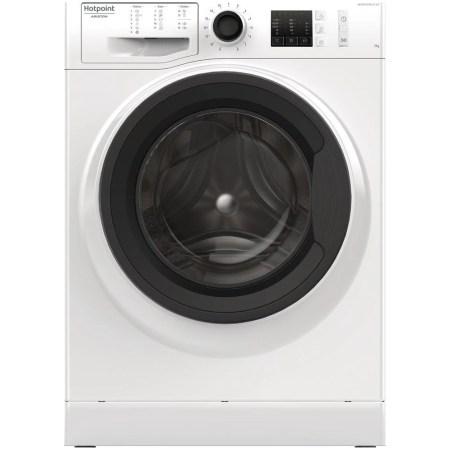 Masina de spalat rufe Hotpoint NM10 723 WK EU, 7 kg, 1200 RPM, Clasa A+++, FinalCare, Stop&Add, Alb