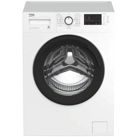Masina de spalat rufe Beko WTV8612XSW, 8 kg, 1200 RPM, Aquawave, Clasa A+++, 60 cm, Alb