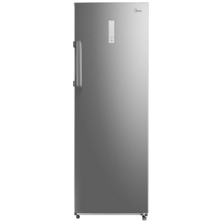 Congelator MIDEA HS-312FWEN, 227 l, Clasa A++, Total No Frost, 7 sertare, Functie Frigider, Display, Control electronic, H 172.2 cm, Inox