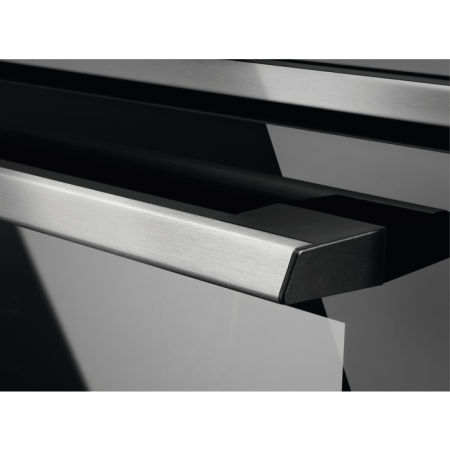 Cuptor incorporabil compact Electrolux EVL6E40X, Electric, Multifunctional, 43 l, Functie microunde, Grill, Afisaj digital, Clasa A+, Inox/Negru