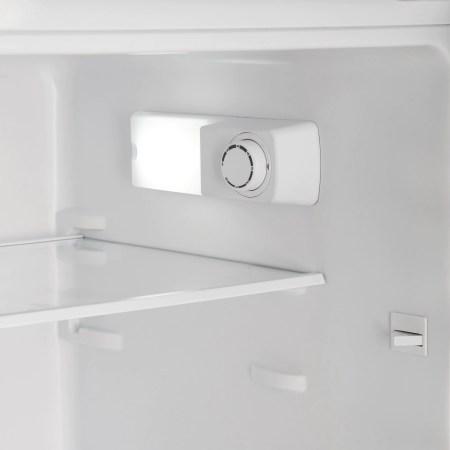 Frigider cu doua usi Heinner HF-205A+, 205 l, Clasa A+, Iluminare LED, H 143.4 cm, Alb