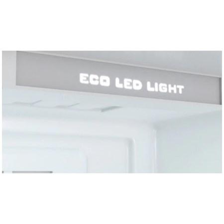 Combina frigorifica Teka NFL 345 C, 295 l, Clasa A++, Full No Frost, Display, Iluminare LED, Tratament antibacterian, H 188 cm, Inox