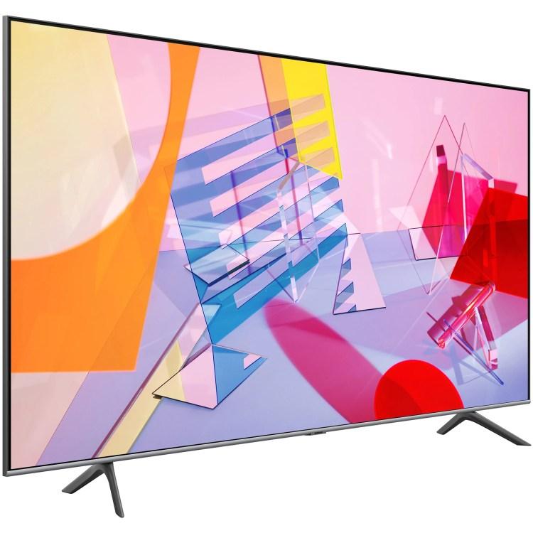 Televizor Samsung 55Q65T, 138 cm, Smart, 4K Ultra HD, QLED, Clasa A+