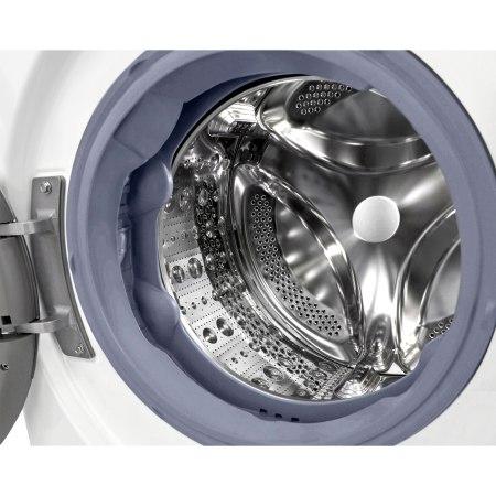Masina de spalat rufe LG F4WT409AIDD, 9 kg, 1400 RPM, Clasa A+++, AI Direct Drive, Steam, Smart Diagnoisis, WiFi, Alb