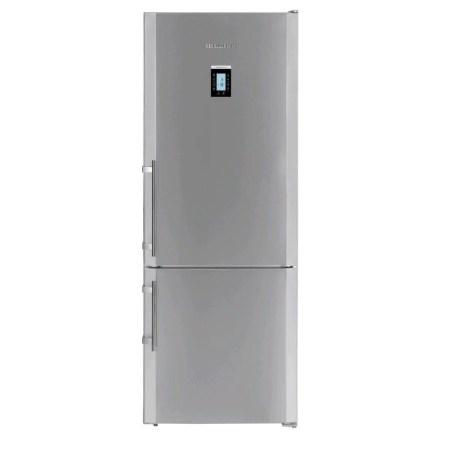 Combina frigorifica Liebherr CNPesf 5156, 453 L, clasa A++, congelator NoFrost, DuoCooling, finisaj antiamprenta, Inox