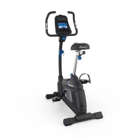 Bicicleta electromagnetica Nautilus U627, rezistenta EMS 205-400W, greutate maxima utilizator 150kg