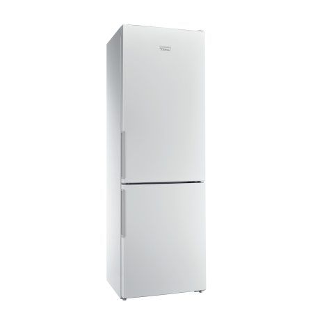 Combina frigorifica Hotpoint XH8 T2I W, 340 l, Clasa A++, Full No Frost, H 189 cm, Alb