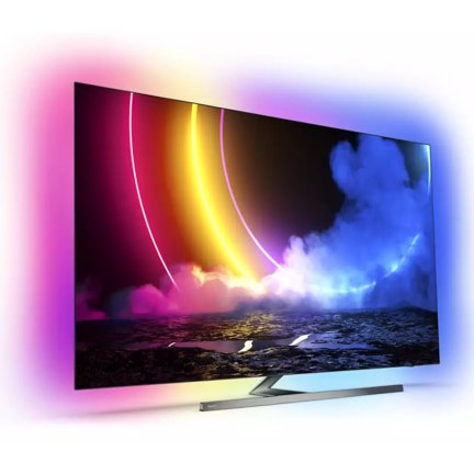 Televizor Philips 65OLED856/12, 164 cm, Smart Android, 4K Ultra HD, OLED, Clasa G