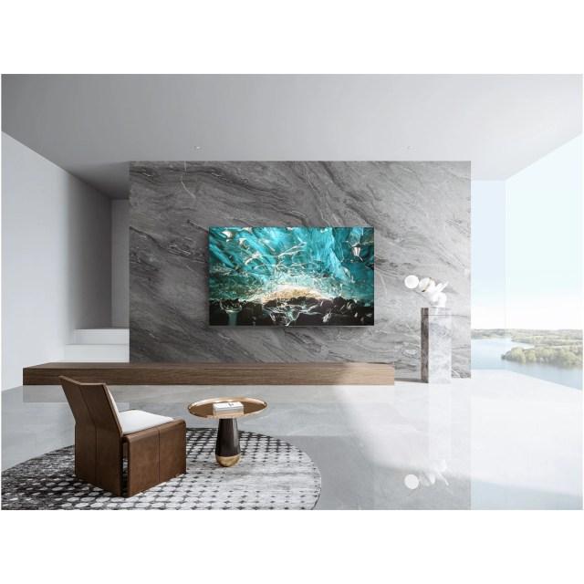 Televizor TCL 50C721 126 cm, Smart Android, 4K Ultra HD, QLED, Clasa G