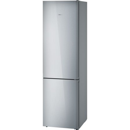 Combina frigorifica Bosch KGN39LM35 , 366 l, Clasa A++, NoFrost, VitaFresh Plus, Iluminare LED, WiFi Ready, H 203 cm, Inox