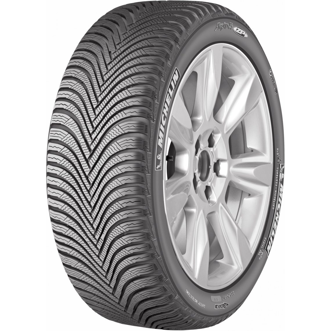 Anvelopa iarna Michelin Alpin 5 195/65 R15 91T