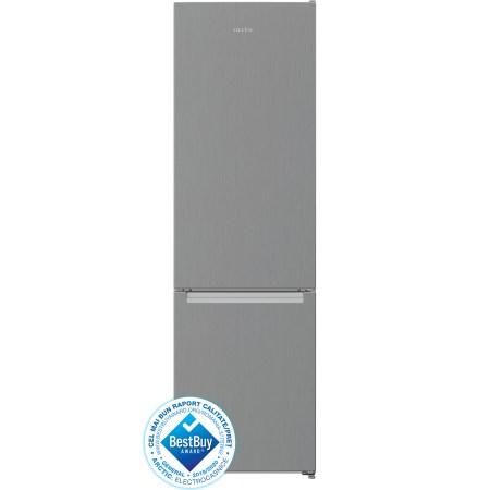 Combina frigorifica Arctic AK54305MT+, 291 l, Clasa A+, Garden Fresh, H 181.3 cm, Argintiu