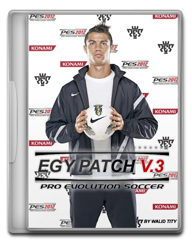 PES 2012 Egy Patch v3 By Walid Tity