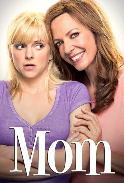 Mom TV Poster