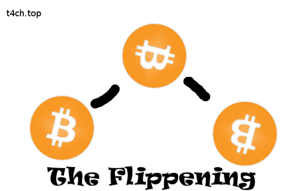 "The Bitcoin ""Flippening"": Image Unavailable"