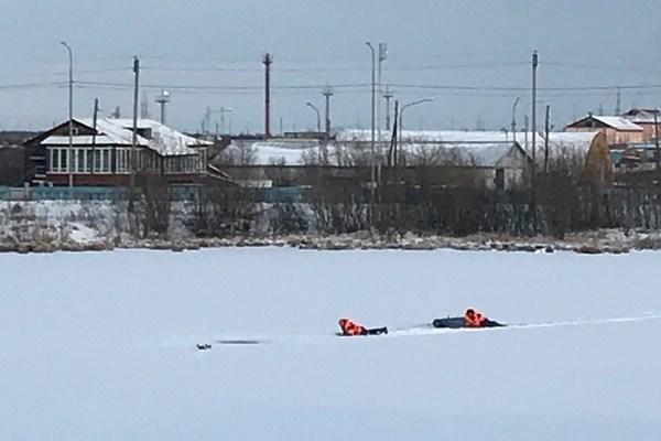 На Ямале спасатели рисковали жизнью, чтобы вытащить из ...