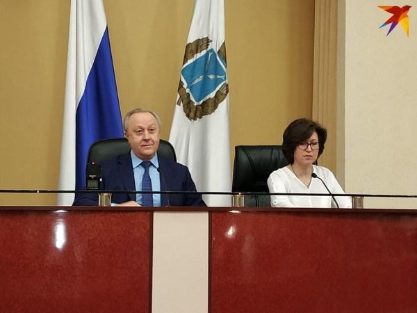 Передел власти в правительстве Саратовской области