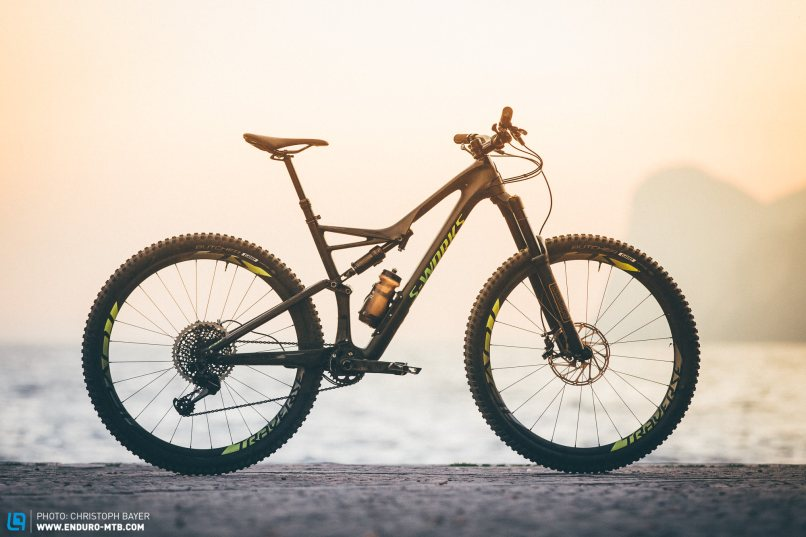 Energian Saasto—These Specialized Stumpjumper Comp M4 Review