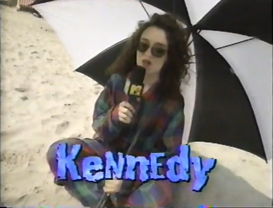 Lisa Kennedy Montgomery in her early days