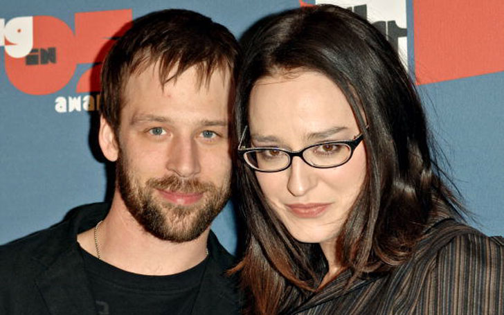 Lisa Kennedy Montgomery with her husband Dave Lee