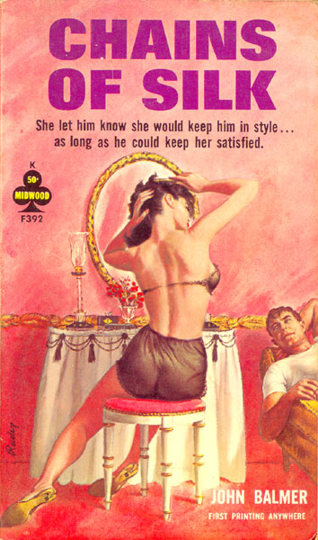 chains of silk john balmer vintage sleaze cover