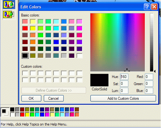How to Add Text Watermark Using Windows Paint Free App ...
