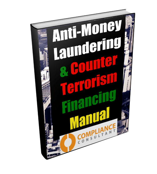 Anti money laundering counter terrorist financing policy template anti money laundering template manual maxwellsz