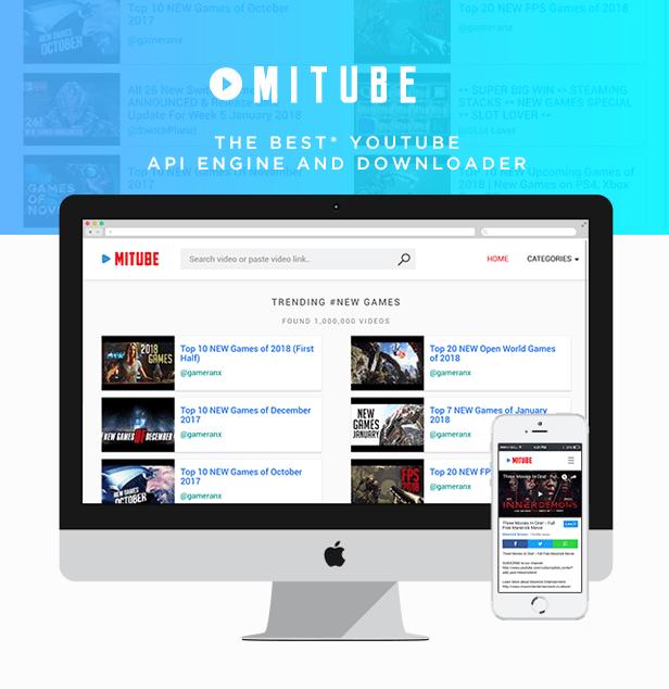 MiTube 1.2 Intro