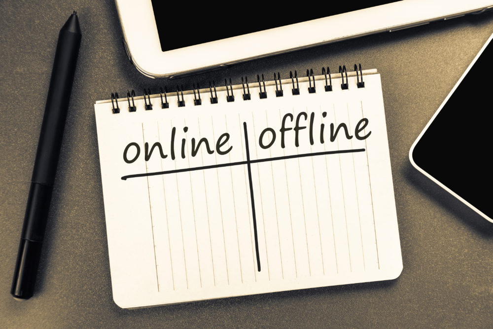 Five Simple Tips To Merge Your Offline And Online