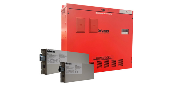 myers emergency power systems showcases