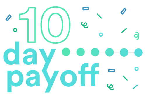 Secu 10 Day Payoff