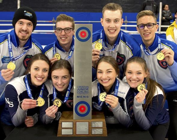 2019 New Holland Canadian Juniors Get Underway Saturday In Prince Albert Sask Curling Canada Peicurling Com