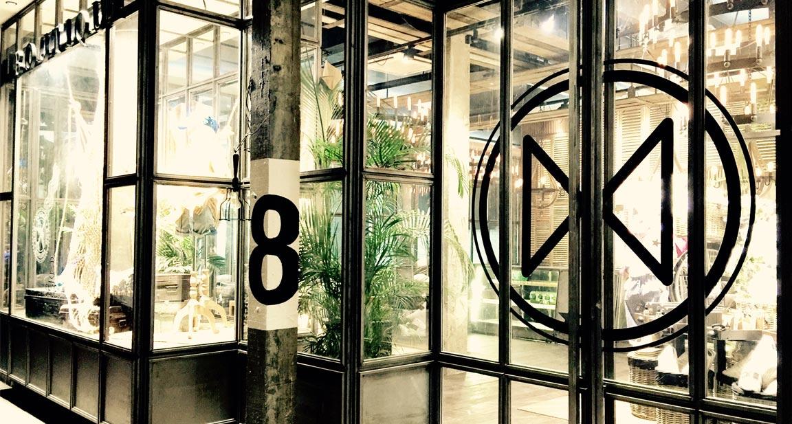 M Boutique Station 18 Doors