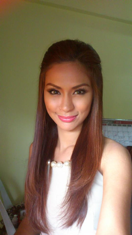 Angelee delos Reyes, Miss Philippines Earth
