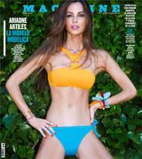 Ariadne Artiles Magazine Agosto 2012