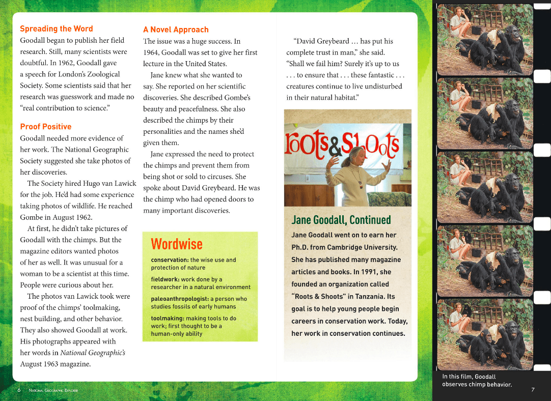 Classroom Magazine That Makes Differentiation Easy