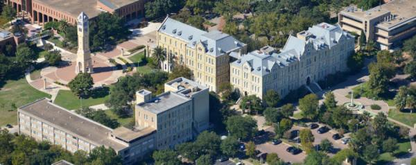 About St. Mary's University in San Antonio, TX