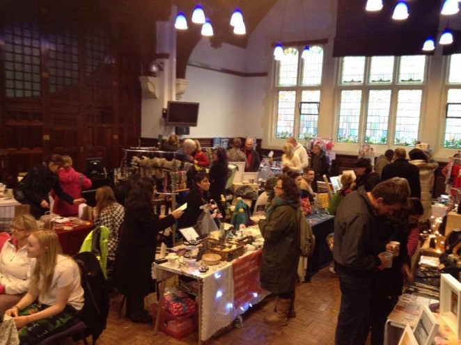 Craft Market Main Hall