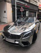 2018_Mercedes-_AMG_S63_Coupe_in_silver_wrap_8