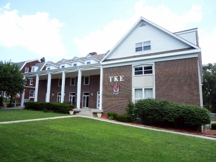 Front of TKE
