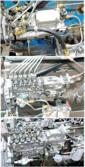 Rebuilding NavistarInternational DT466 Diesel Engine